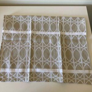 NWOTS Set of 4 Harman Dish Towels